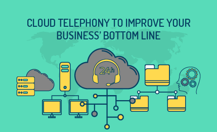 Cloud Telephony to Improve your Business' Bottom Line
