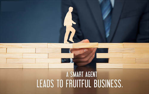 The Need of an Efficient Agent for a Successful Business